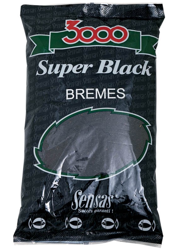 SENSAS 3000 KRMIVO SUPER BLACK GARDONS(PLOTICA)