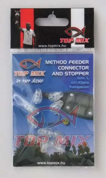 "TOPMIX QUICK CHANGE BEADS-STANDARD CLEAR velkosť ""L"""