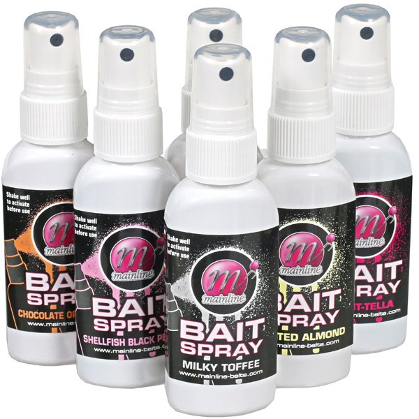 Mainline Dip Bait Spray Toasted Almond 50ml