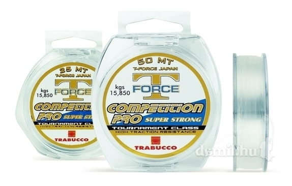 TRABUCCO T-FORCE COMPETITION 25M - 0,25mm
