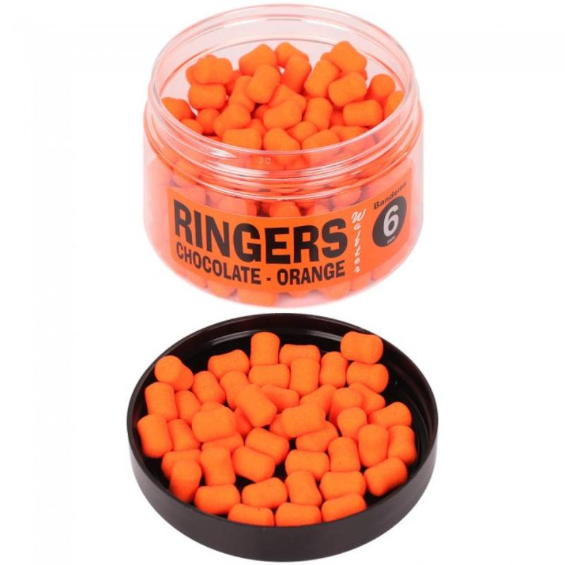 Ringers Orange Chocolate Wafters 6mm