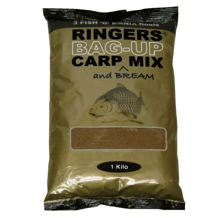 RINGERS BAG-UP CARP MIX /AND BREAM/ 1KG
