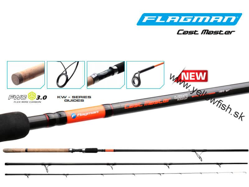 FLAGMAN CAST MASTER FEEDER 390 cm/150 g