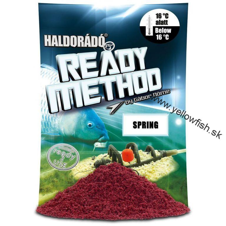 Haldorádó Ready Method - Spring - NOVINKA 2018