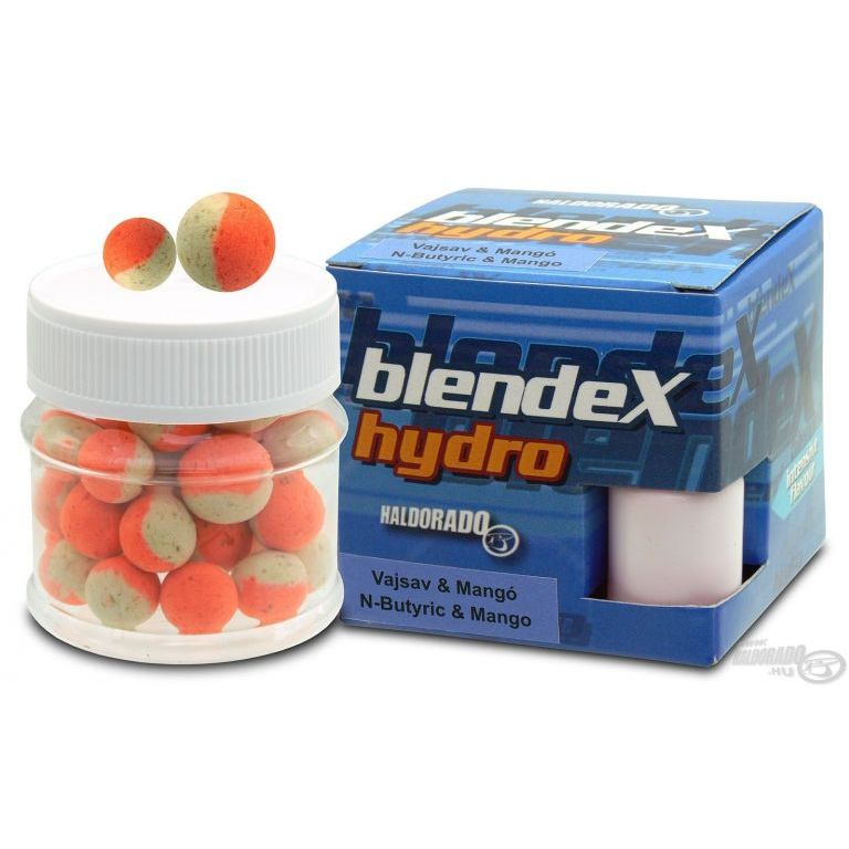 HALDORADO Blendex Hydro METHOD 8-10mm-N-Butyric Acid - Mango