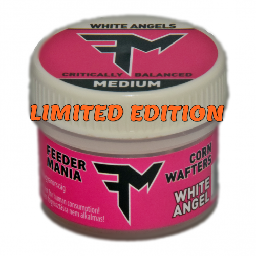 FEEDERMANIA Corn Wafters WHITE ANGEL medium