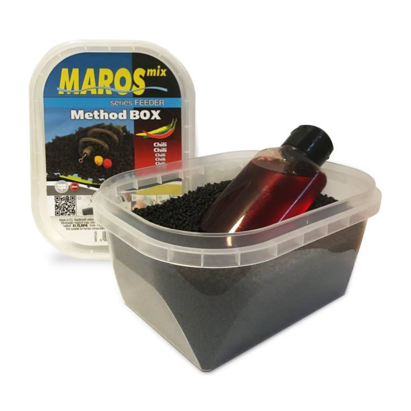 MAROS MIX METHOD BOX * CHILLI