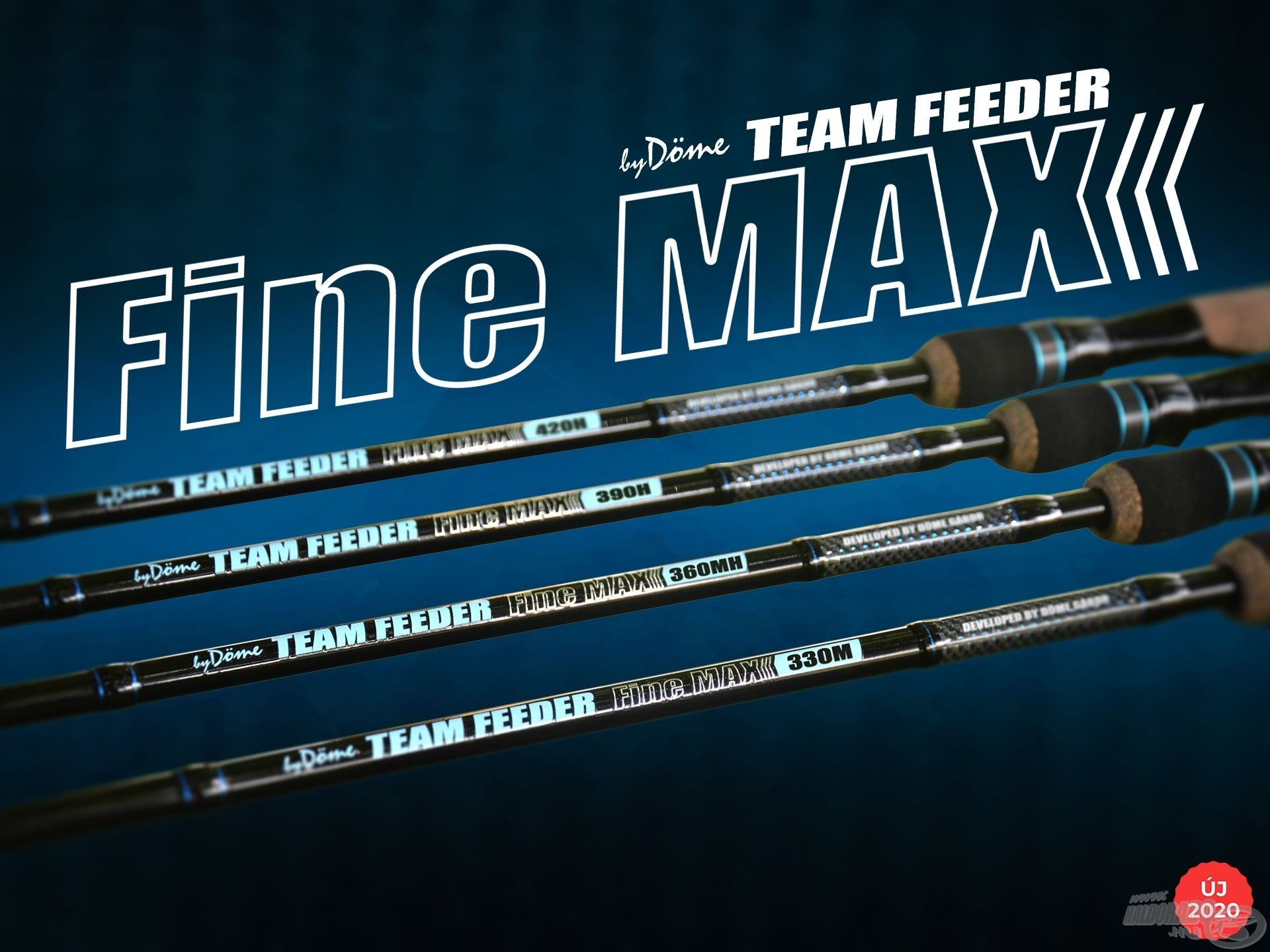 By Dome Team Feeder Fine Max 330MH 20-55G