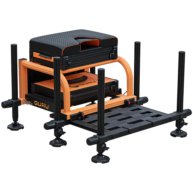 GURU RIVE ORANGE TEAM  SEATBOX 2.0
