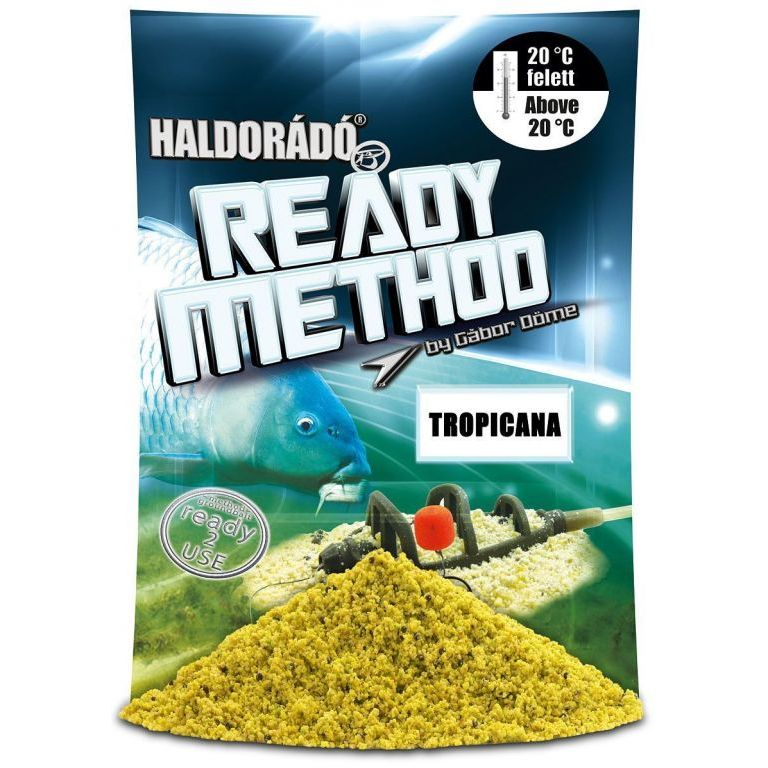 Haldorádó Ready Method - Tropicana - NOVINKA 2018