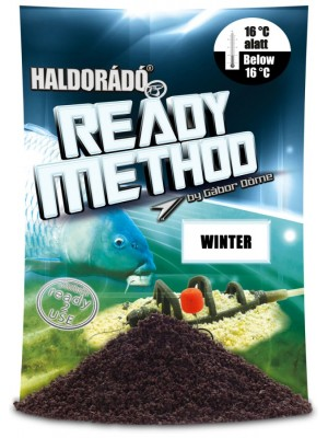 Haldorádó Ready Method - Winter - NOVINKA 2018