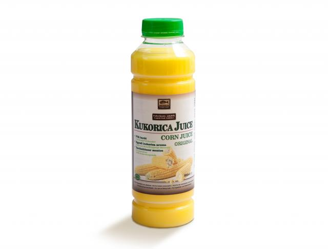 Kukuričný JUICE ANIVERSUM 500ML - NATURAL