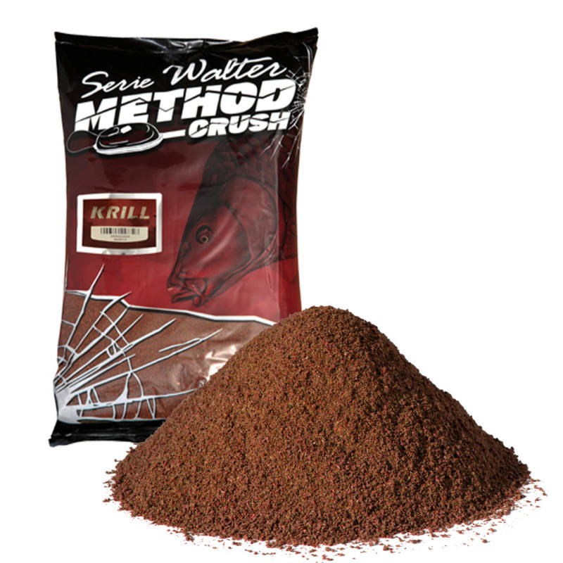 SERIE WALTER METHOD CRUSH KRILL 1KG