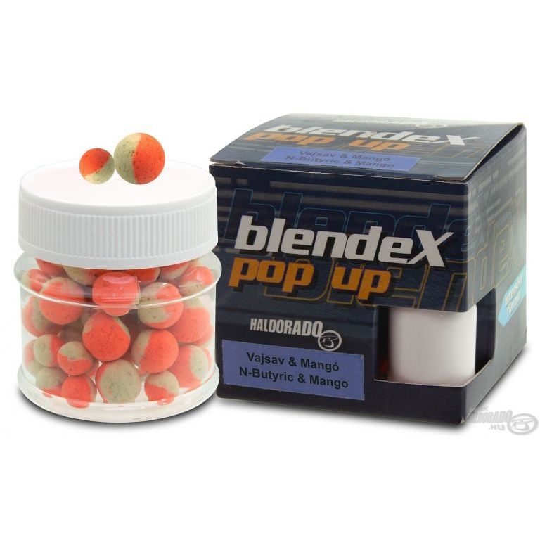 HALDORADO Blendex Pop Up Big Carps 12-14mm-N-Butyric-Mango