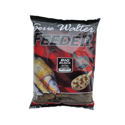 SERIA WALTER FEEDER 2KG - BIG BLACK