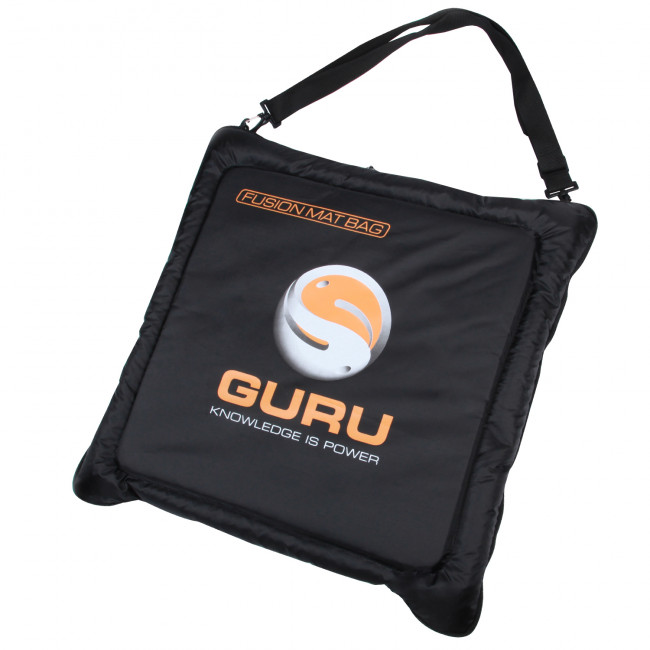 GURU FUSION MAT BAG - BLACK