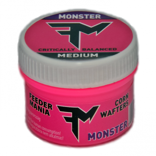 FEEDERMANIA Corn Wafters MONSTER medium