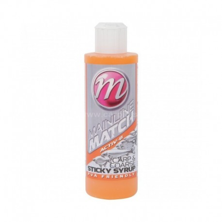 MAINLINE MATCH SYRUP 250ML-activ 8
