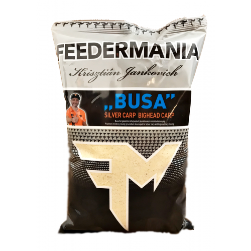 FEEDERMANIA GROUDBAIT - BUSA - TOLSTOLOBIK 1KG