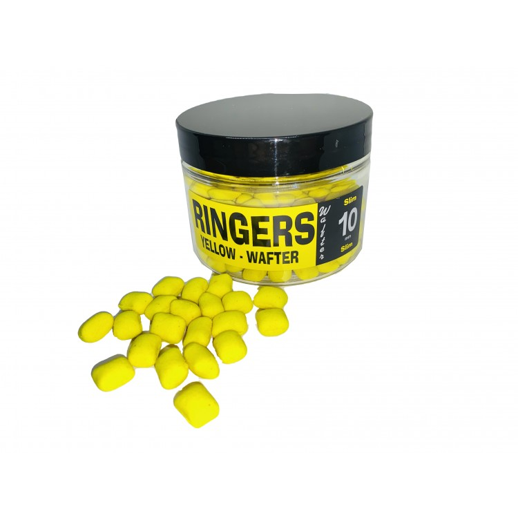 Ringers Chocolate Yellow Slim Wafters 10mm