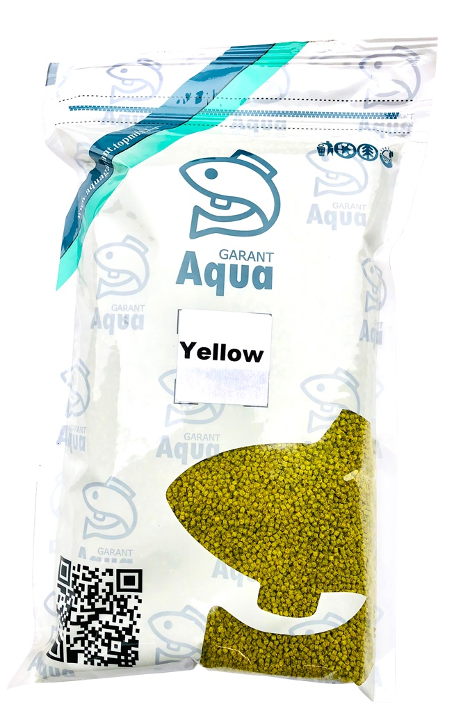 Pelety AQUA Betain Complex Yellow 1kg