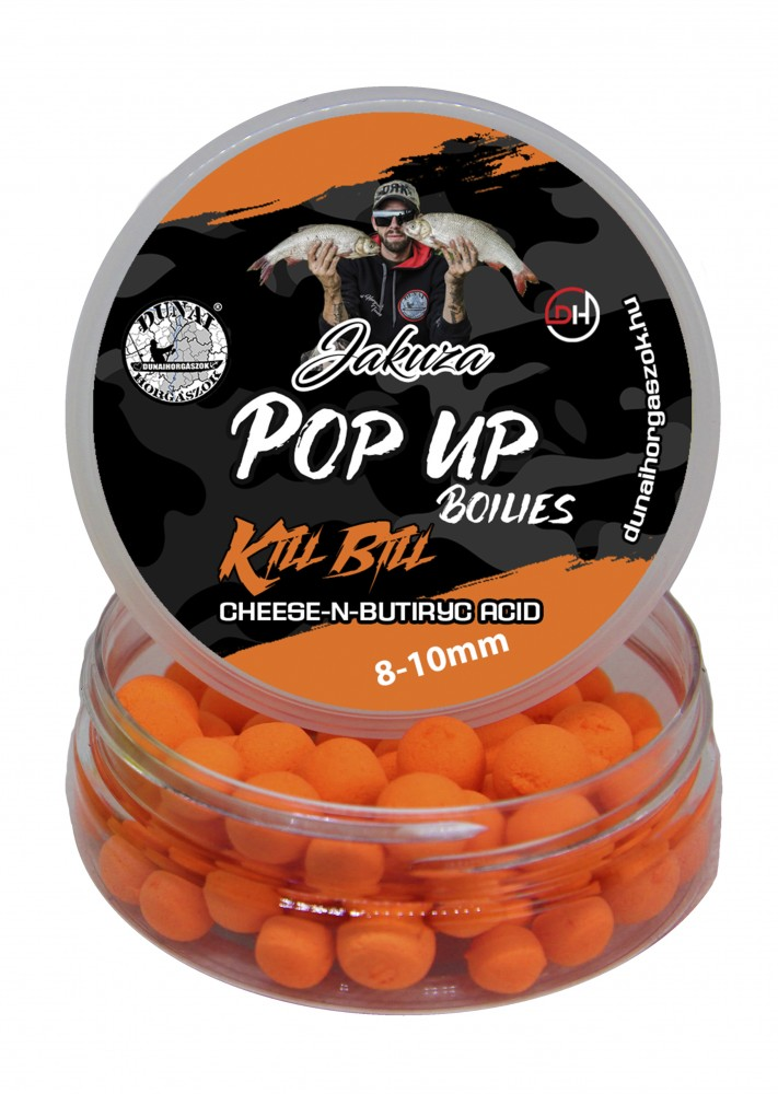 POP-UP JAKUZA 8-10mm - Kill Bill NOVINKA 2021