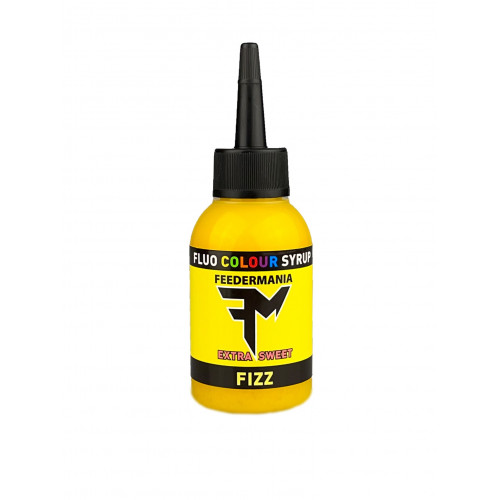 Feedermania FLUO COLOUR SYRUP FIZZ 75 ML