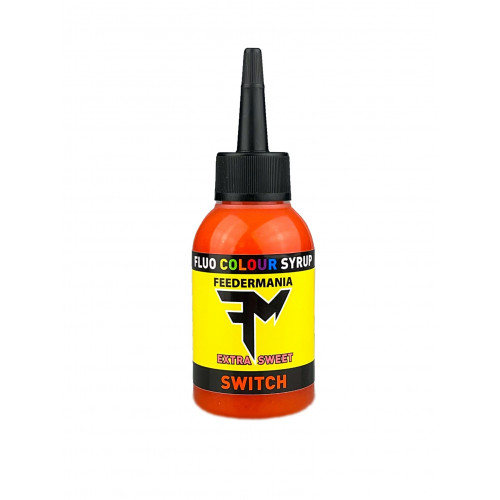 Feedermania FLUO COLOUR SYRUP SWITCH 75 ML
