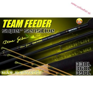 SPRO TEAM FEEDER SUPER SENSITIVE 3,30L