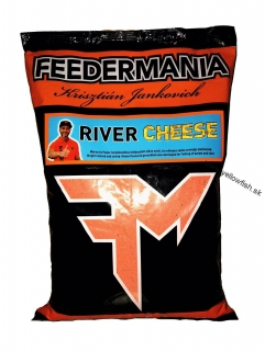 FEEDERMANIA RIVER CHEESE - 2,5KG